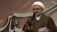 Hizbullah Merkezi Konseyi üyesi Şeyh Nebil Kavuk: İran ABD'nin İtibarını Sarstı