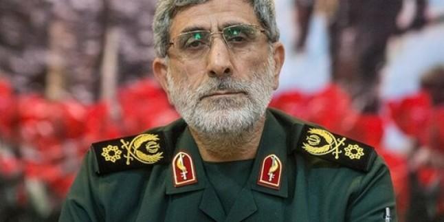 General Kaani: Süleymani düşmanlarını mertçe vuracağız