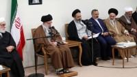 İmam Seyyid Ali Hamanei: İran milletinin direnişi Amerika'yı öfkelendirmiştir