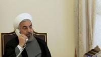 İran cumhurbaşkanı Ukrayna cumhurbaşkanı ile görüştü
