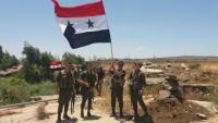 Suriye ordusu ABD devriye güçlerinin ilerlemesine engel oldu
