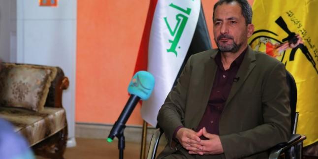 Ketaibu Hizbullah Sözcüsü Muhammed Muhyi: Büyük Şeytan ABD İşgalcilerini Ülkemizden Kovacağız