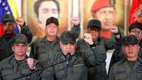 Venezualla'da Dev Tatbikat: 2 milyon 300 bin Asker Katılacak