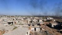Rusya: Silahlı Gruplar Suriye Birliklerine Saldırdı
