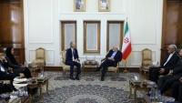 Bakan Zarif: İran, Suriye krizinin çözümü için işbirliğine hazır