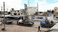 Halep-Şam karayolu teröristlerden kurtarıldı