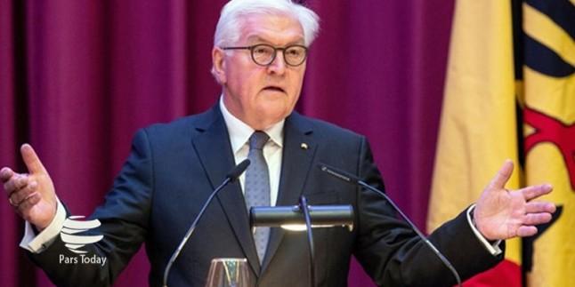 Almanya cumhurbaşkanı: ABD'nin nükleer anlaşmadan çıkması hataydı
