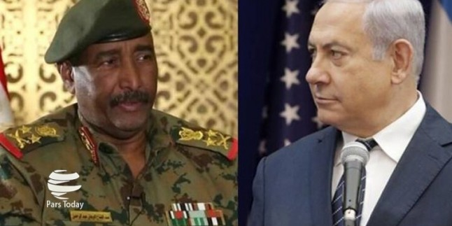 Sudan Halk Kongresi: Netanyahu ile görüşen Burhan, Sudan'ın itibarını lekeledi