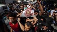 İsrail'in el-Halil'e saldırısında Filistinli bir genç şehit oldu