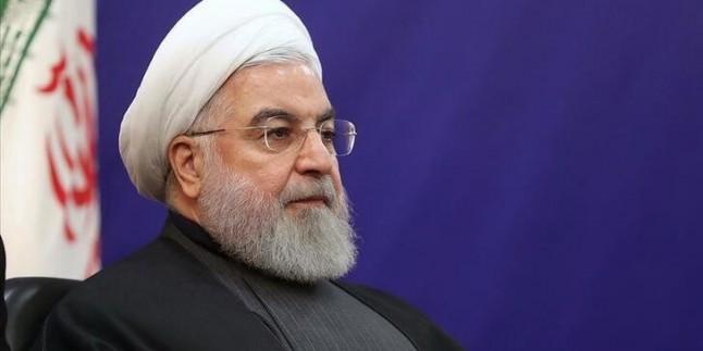 Ruhani: Düşmanlar, yaptırımlardan kazanımlı çıkmamıştır