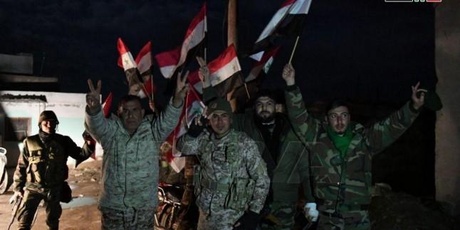 Allahu Ekber! Suriye Ordusu Halep Şehrini Tüm Köyleriyle İşgalden Kurtardı