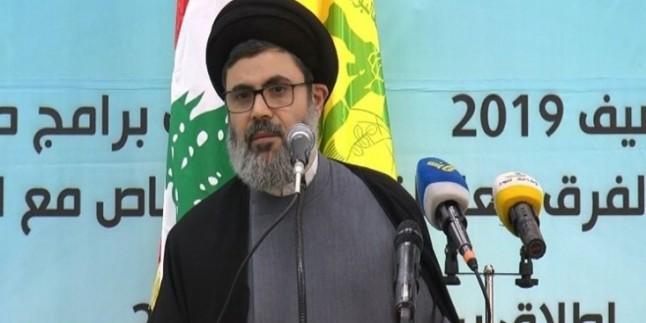 Hizbullah: Amerika Bölgeden Çıkmazsa, Silahla ve Zorla Çıkarılacaktır