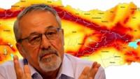 Naci Görür'den Deprem Açıklaması: Minimum 7.2 Büyüklüğünde