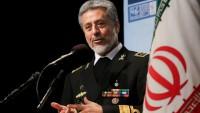 Tuğamiral Habibullah Seyyari: Dost ülkelerin ordusuyla askeri işbirliği geliştirmeye hazırız