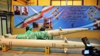 """İran yapımı """"Raad-500 füzesi"""" tanıtıldı"""