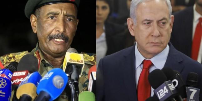"""Sudan-İsrail görüşmesini """"BAE organize etti"""" iddiası"""