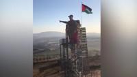 Şehit General Süleymani'nin büstü, Lübnan'ın güneyine yerleştirildi