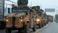 ABD'nin 62 Adet Askeri Aracı, Suriye Topraklarına Giriş Yaptı