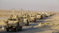 ABD askerleri Aynul Esad üssüne giriş yaptı
