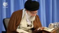 İmam Hamanei huzurunda Kur'an'ı Kerim'le üns mahfili başlıyor