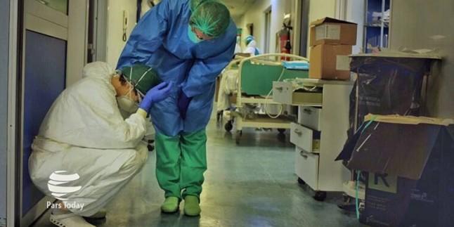 New York hastanelerinde tıbbi teçhizat eksikliği