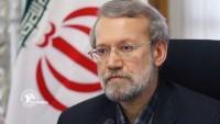 İran İslami Şura Meclis Başkanı Korona'ya yakalandı