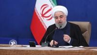 İran Cumhurbaşkanı Ruhani: Burası Fars Körfezi'dir, New York Körfezi değildir
