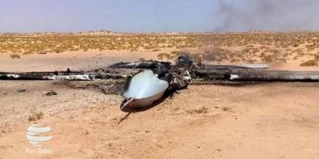 Hafter güçleri: Son 72 saatte Libya'da Türkiye'nin 12 İHA'sını düşürdük