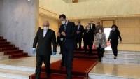 İran Dışişleri Bakanı Zarif, Suriye Cuhurbaşkanı ve Dışişleri Bakanı ile görüştü