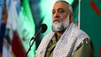General Nakdi: Siyonist Rejimin Ömrü, 5-10 Yıldan Fazla Olmayacak