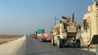 ABD, Suriye Kuzeyine silah ve mühimmat yüklü 70 kamyon gönderdi