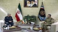 İran Genel Kurmay Başkanı Bakıri: İSK görevlerini başarı ile sürdürüyor