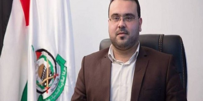 İslami Direniş Hareketi Hamas, Siyonist Rejim'in Suriye'ye Saldırısına Sert Tepki Gösterdi