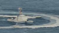 ABD, İran hücum botlarının Amerikan filosuna yaklaştıklarını iddia etti