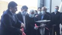İran'ın Alborz eyaletinde, Batı Asya'nın en büyük maske fabrikası hizmete girdi