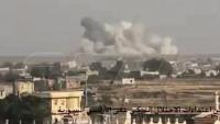 Teröristler Top Mermileriyle Haseke Kırsalı Köylerine Saldırdı