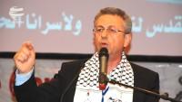 Filistin'den işgal rejimine ilhak uyarısı
