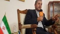 İran'ın Karakas büyükelçisi: ABD'nin tek yanlı yaptırımları işlerliğini kaybetti