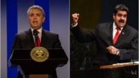 ABD Kuklası Kolombiya Başkanından Maduroya Ahlaksız Sözler!