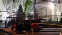 Küba'nın ABD Büyükelçiliğine silahlı saldırı