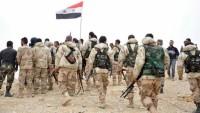 Suriye Ordusu İki Stratejik Bölgeyi IŞİD'den Temizledi