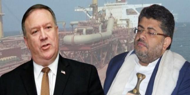 Muhammed Ali el-Husi: ABD Yemen'e Karşı Yeni Bir Komplo Planlıyor
