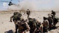 Suriye'de ABD destekli teröristler yakalandı