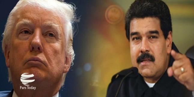Venezuela Cumhurbaşkanı Maduro: Trump'ın Venezuela aleyhindeki iddiaları asılsız