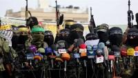 Filistin'li gruplar: Siyonistlerin tecavüzlerine cevap vermek, Direnişin hakkıdır