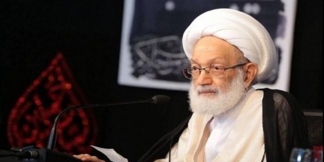 Şeyh İsa Kasım: Bahreyn'de İslam, saldırıların odağında