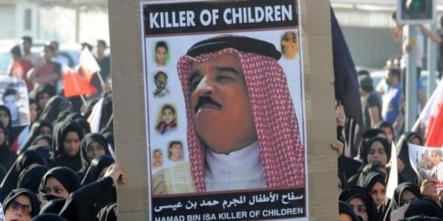 İngiltere Parlamentosunda Bahreyn rejiminin cinayetlerinin desteklenmesine itiraz