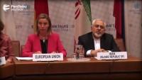 Cevad Zarif: Amerika'nın kanunlar ve diplomasiyi aşağılaması dünya güvenliğini tehdit etmekte