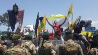 Lübnanlılar, Beyrut'ta ABD karşıtı protesto düzenledi