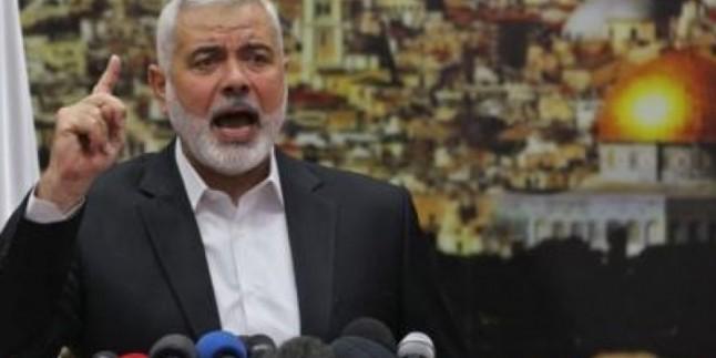 Hamas Lideri İsmail Heniyye'den 'İlhak Kararı'na karşı çağrı